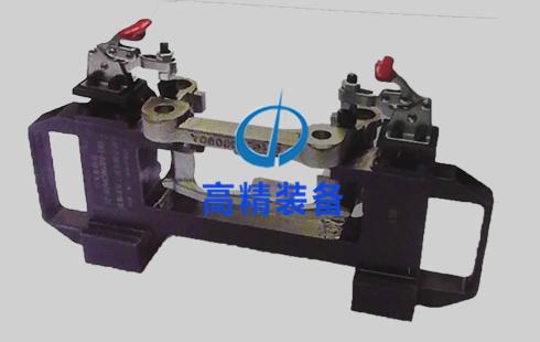 汽车制动器支架位置检具
