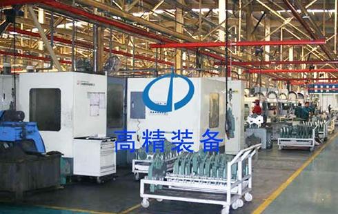 斯太尔发动机齿轮室盖加工生产线