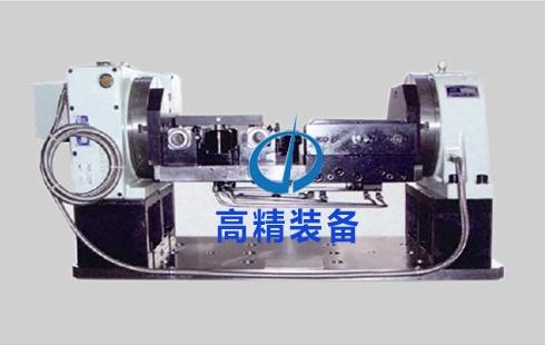 转向器壳体四轴液压夹具