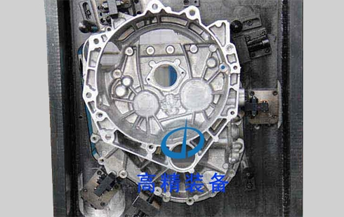 变速器壳体液压夹具